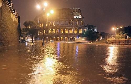 Allerta meteo Roma: prossime ore intenso peggioramento con piogge e temporali