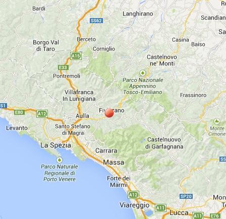 Terremoto Toscana oggi: scossa avvertita a Massa e Carrara e La Spezia