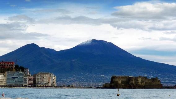 Terremoti Vesuvio: l'Ingv diffonde un comunicato