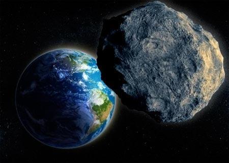 Asteroide appena scoperto (2014 DX110): passerà fra la Terra e la Luna