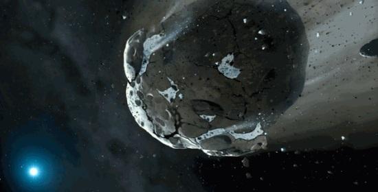 Asteroide da record: la diretta streaming del suo passaggio