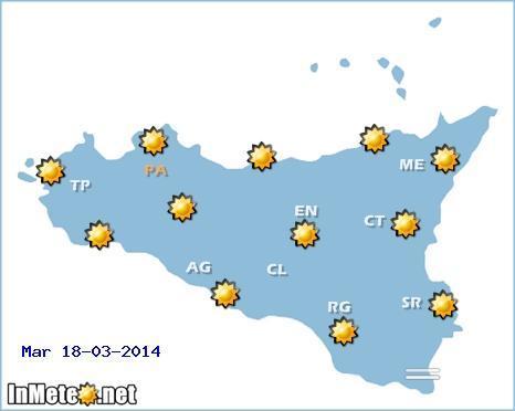 Previsioni meteo Sicilia: esplode la calda primavera, ecco gli ultimi aggiornamenti