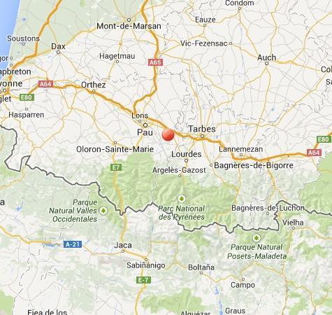 Terremoto sui Pirenei: scossa avvertita forte a Lourdes (Francia)