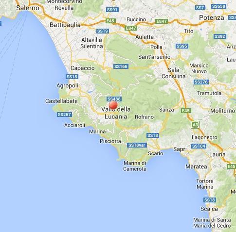 Terremoto fra Castellabate e Vallo della Lucania: trema ancora la Campania