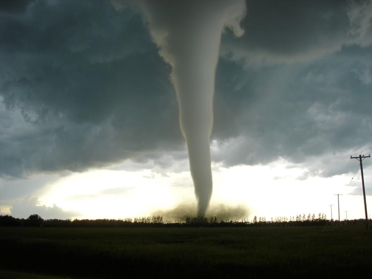 I tornado: cosa sono e cosa si formano?