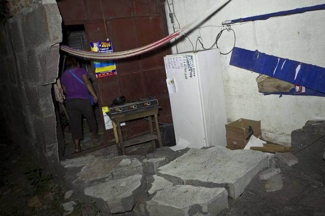 Intenso terremoto in Nicaragua (America): ci sono danni.