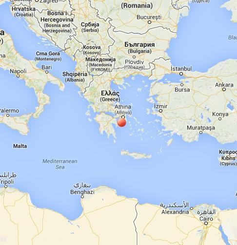 Terremoto in Grecia avvertito al Sud Italia