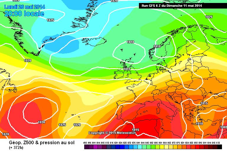 Maggio, metà mese instabile, poi prima ondata di calore?