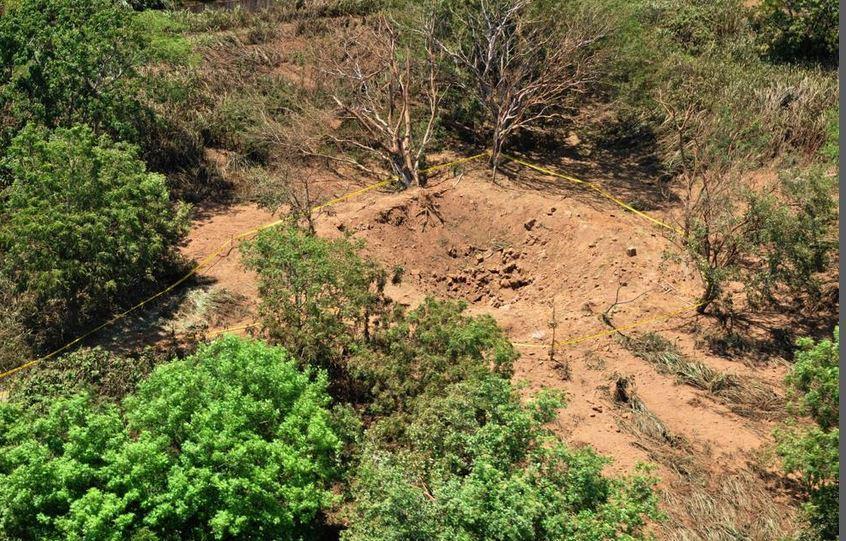 Precipita meteorite in Nicaragua: si forma cratere di 12 metri