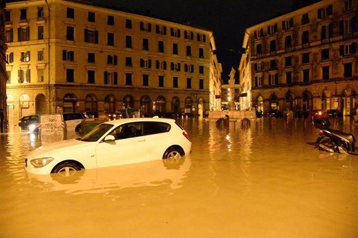 Clima: Alluvione Liguria: precipitato il quantitativo di un anno di accumulo