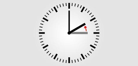 Ora legale 2014 al termine: a breve il cambio orario con lancette indietro