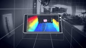 Google presenta project tango: uno smartphone che percepisce l'ambiente