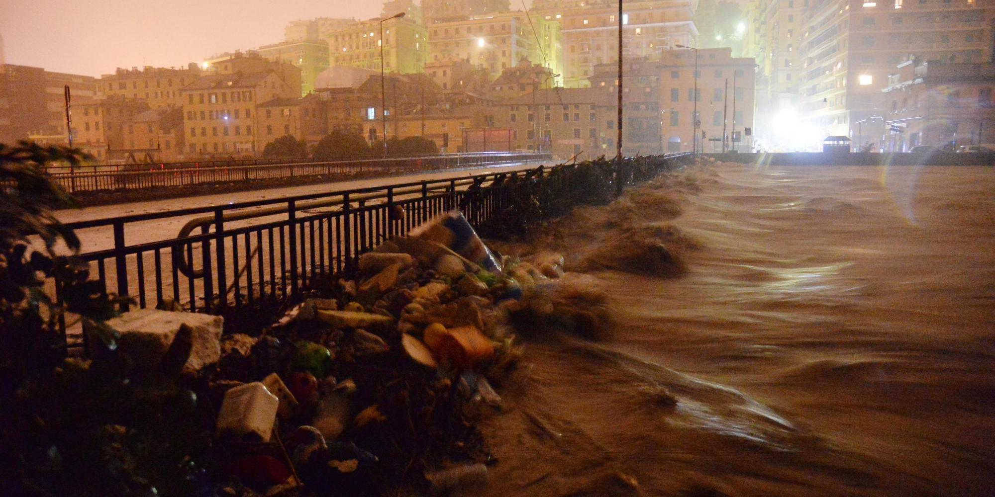 Genova alluvione