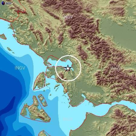 Terremoto Grecia: forte scossa distintamente avvertita dalla popolazione