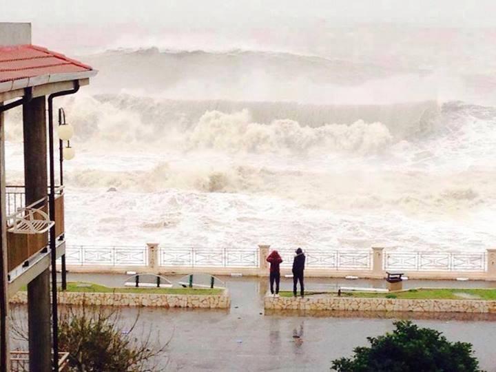 Allerta meteo Calabria: imminente peggioramento