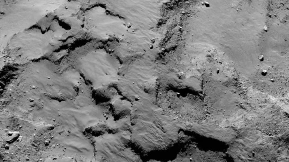 Missione Rosetta: atterraggio riuscito con successo, le prime foto