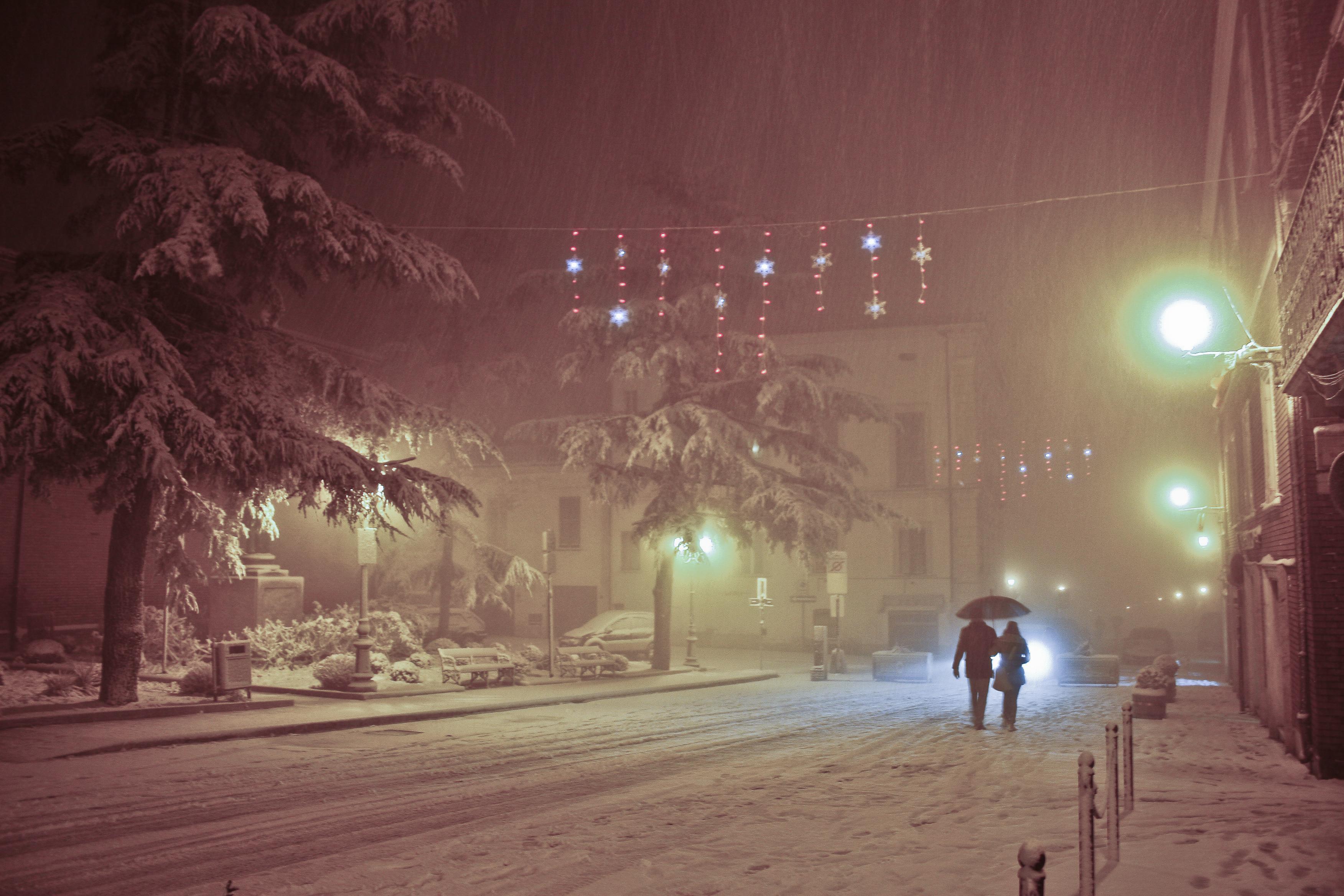 Meteo Santo Stefano: torna la neve in Appennino