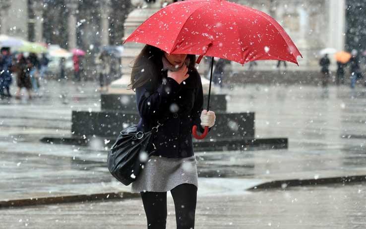 Focus peggioramento di Santo Stefano: dove, e a che quote cadrà la neve?