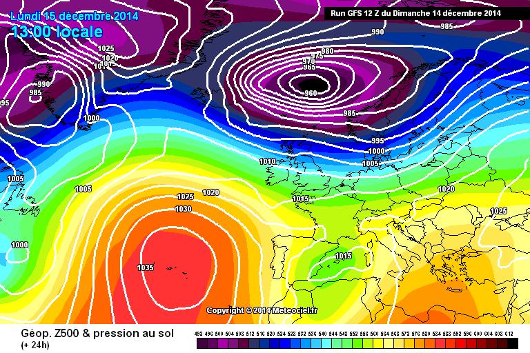 Previsioni meteo domani: nuovo peggioramento di origine Atlantica