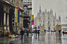Previsioni meteo Milano: continua il periodo instabile e piovoso