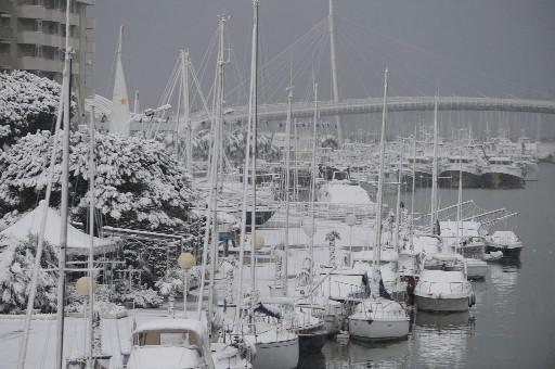 Previsioni meteo Pescara: freddo e neve in arrivo