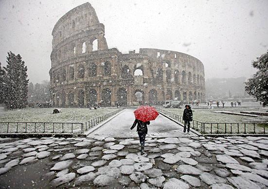 Previsione meteo Roma: stabile e fresco, gelo dal 28 Dicembre