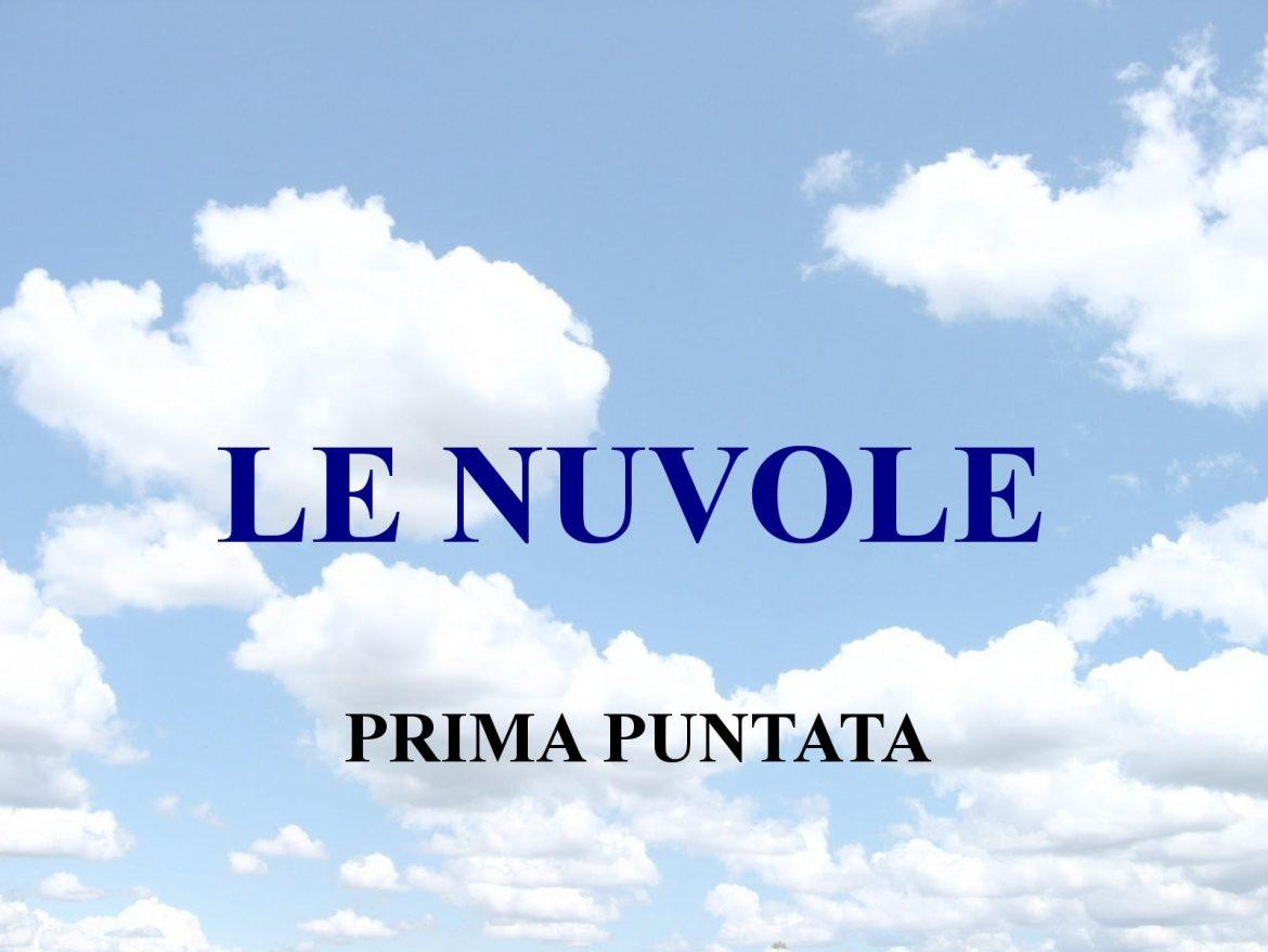 come classificare le nuvole video prima puntata
