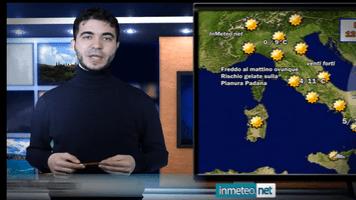 Previsioni meteo oggi: venti forti e sensibile calo termico