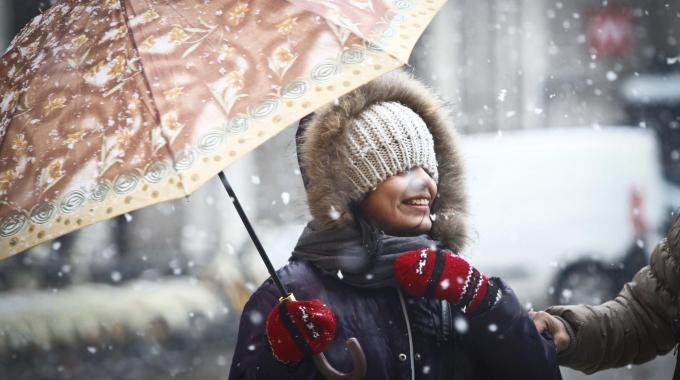 Sempre più conferme sull'inizio di una fase fredda ad inizio Febraio