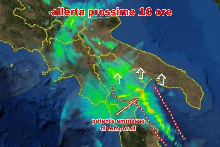 allerta meteo provincial di bologna cake - photo#35