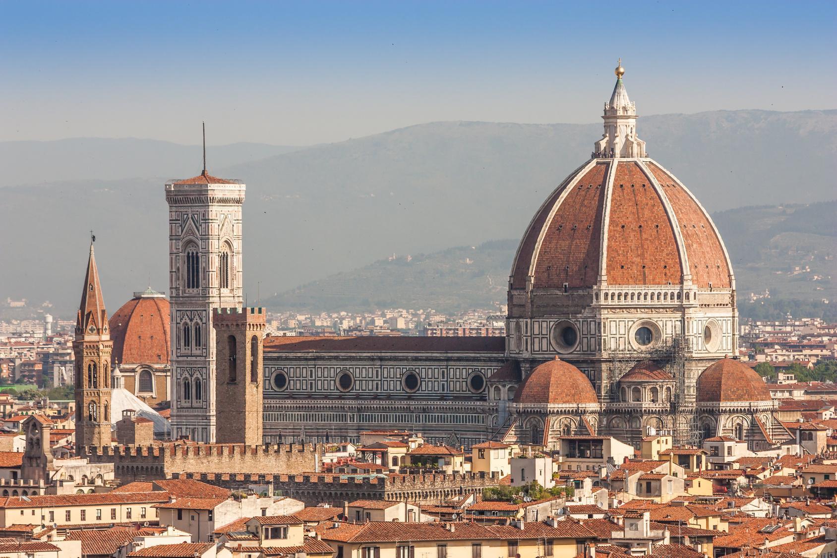 Previsioni meteo Firenze: attesi temporali in serata