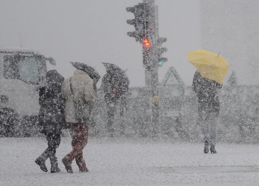 Possibile fase molto fredda agli inizi di Febbraio