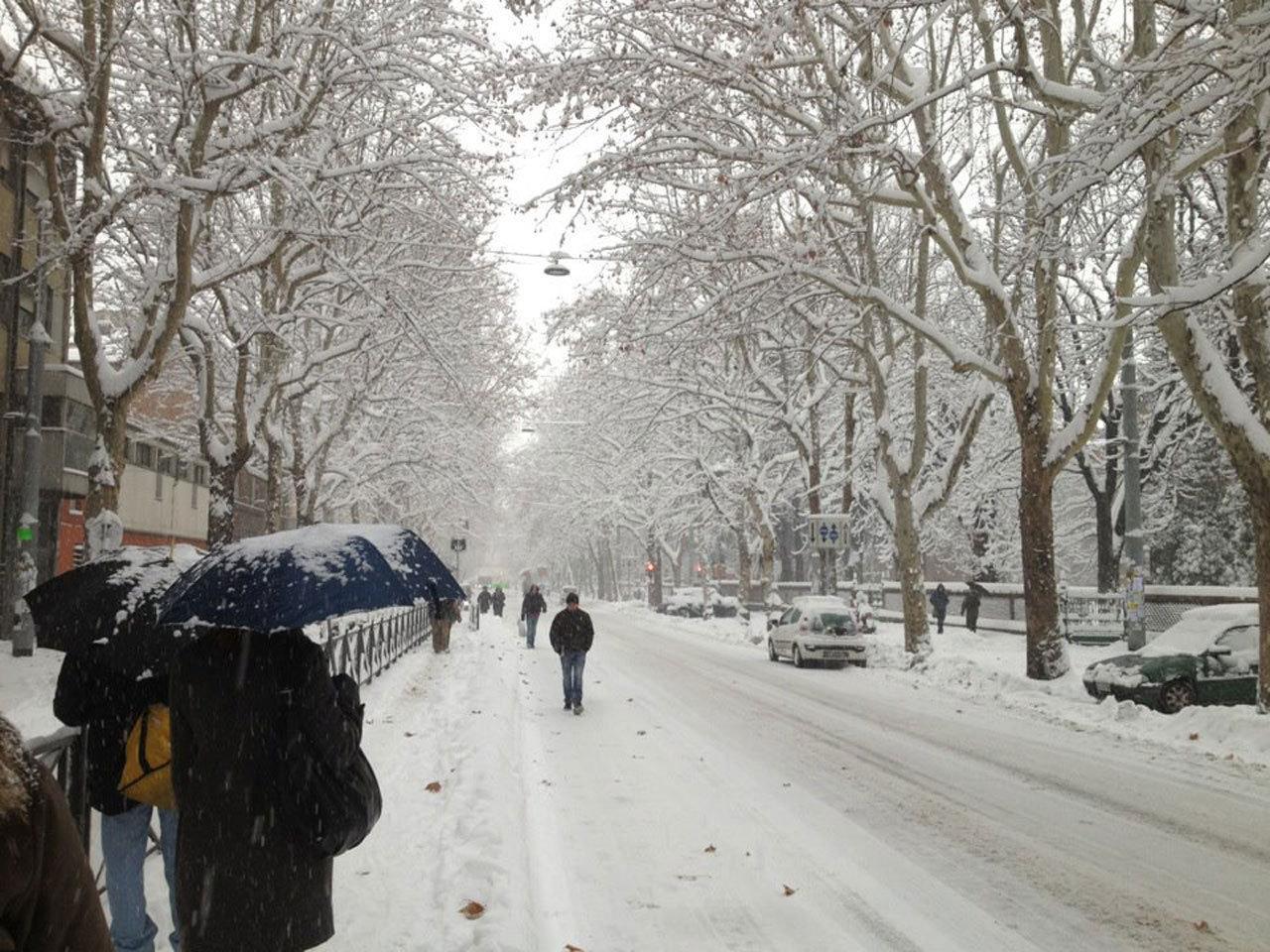 Maltempo e neve a quote sempre più basse: forte irruzione fredda ai primi di Febbraio?