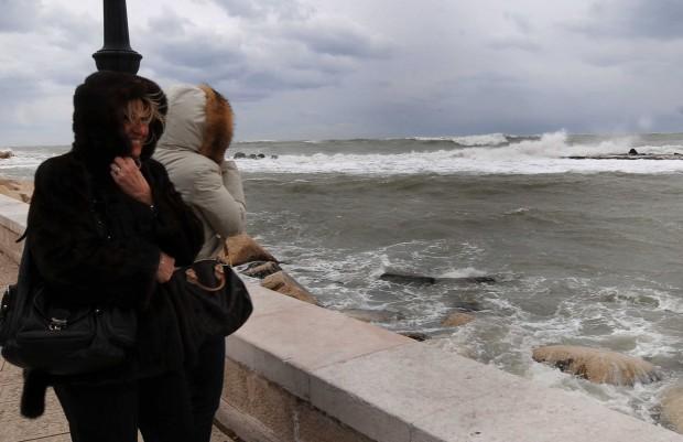 Previsioni meteo Puglia: attesi ancora freddo e maltempo