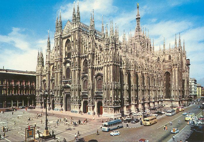 Previsioni meteo Milano: atteso veloce e intenso calo termico