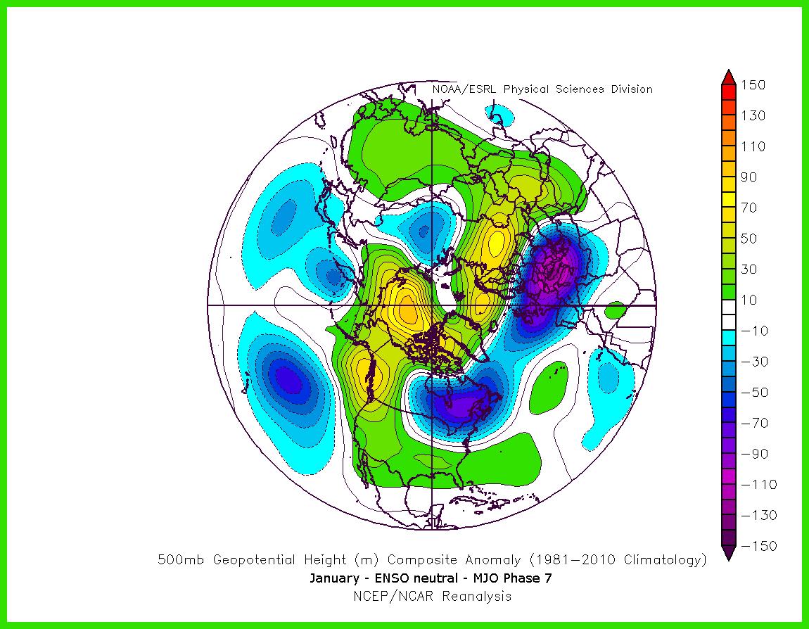 Meteo a lungo termine: peggioramento a carattere freddo dopo metà mese