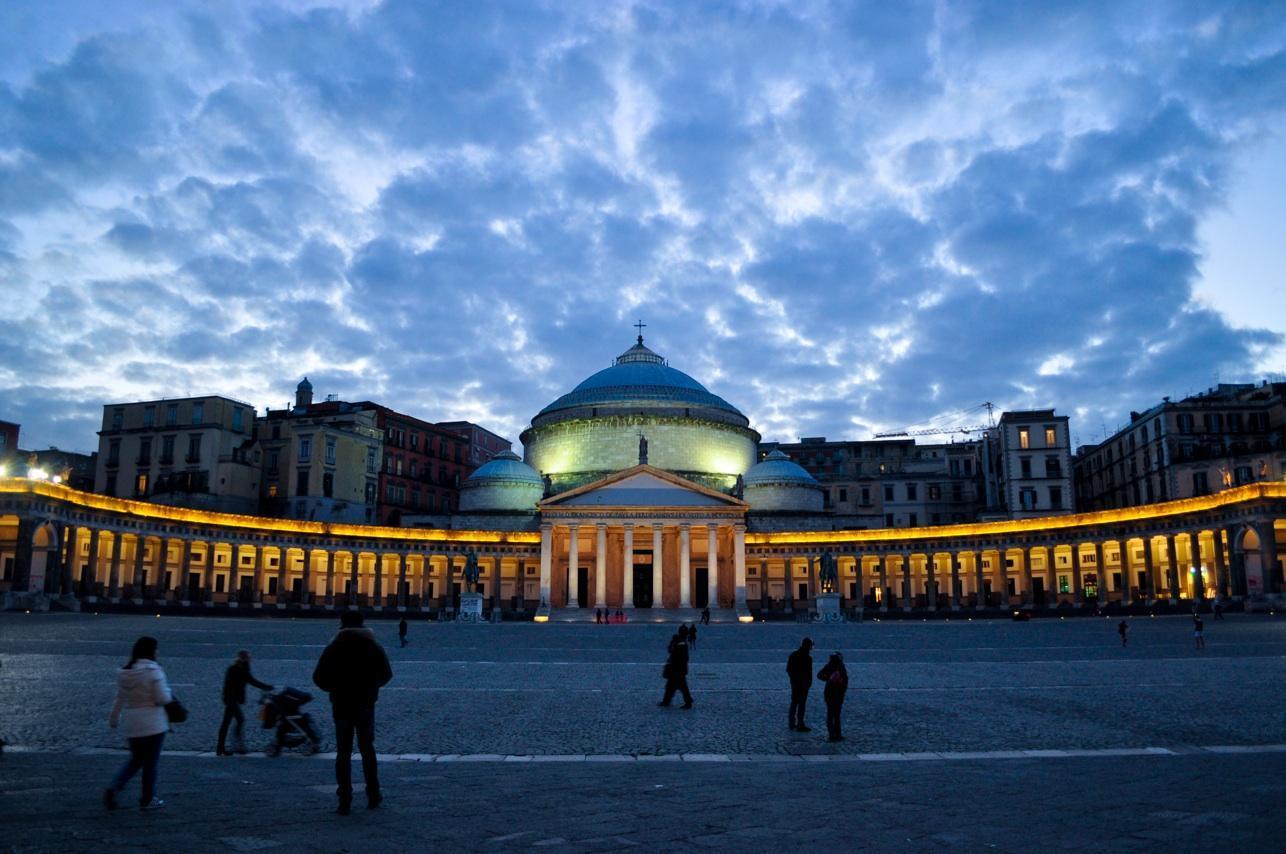 Previsioni meteo Napoli: maltempo e temporali