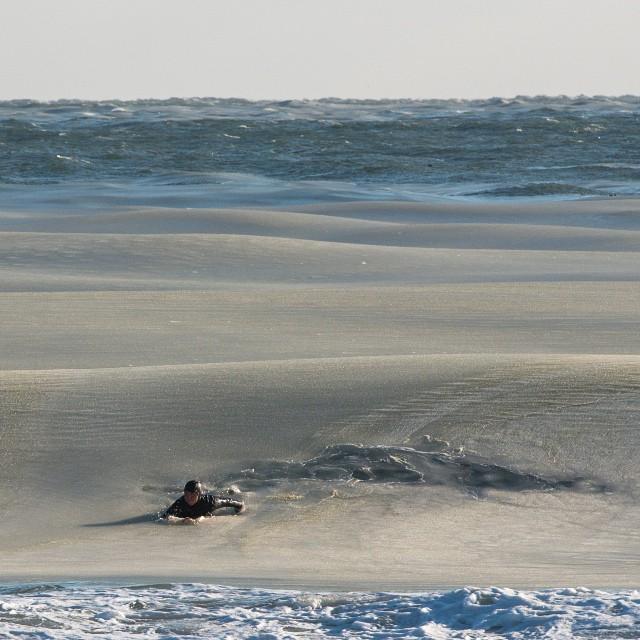 Onde di ghiaccio: ecco le spendide foto di Brian Sager