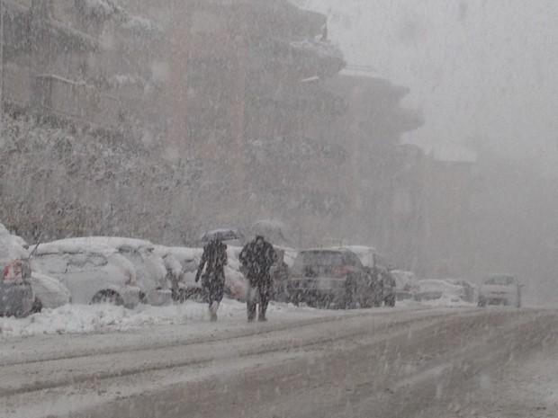 Dopo il Nord Italia neve e gelo anche lungo le regioni Adriatiche?
