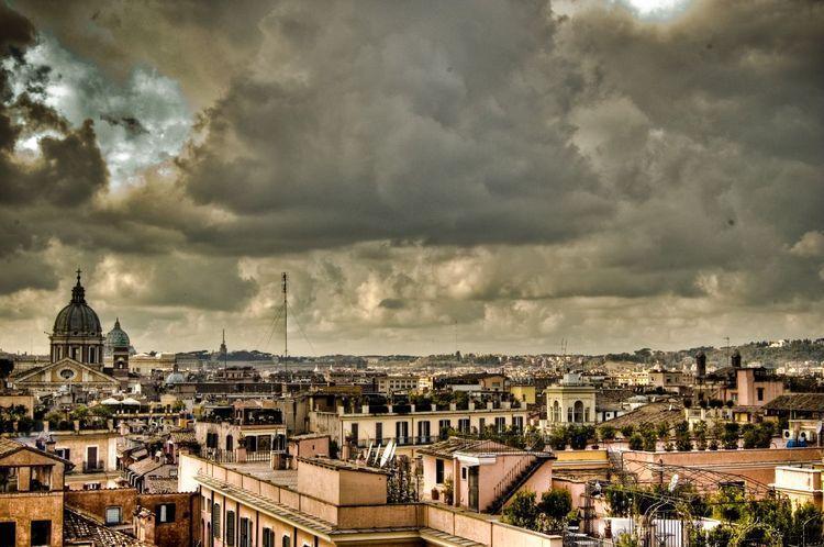 Previsioni meteo Roma: forti e freddi venti da nord