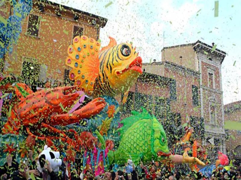 Previsioni meteo Carnevale Cento 2015