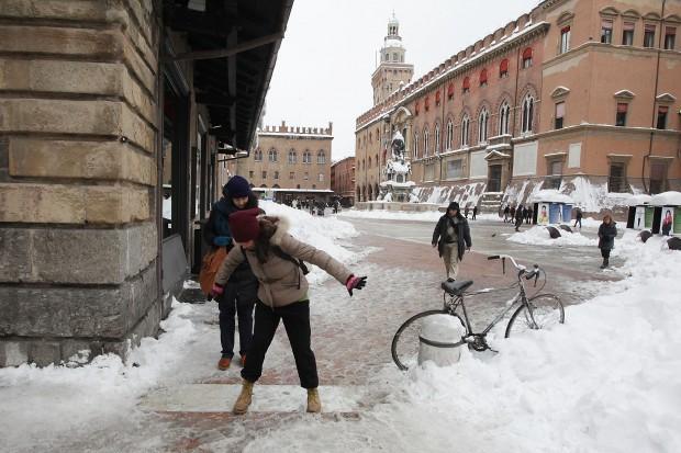 Previsioni meteo Bologna, Emilia Romagna: Abbondanti nevicate