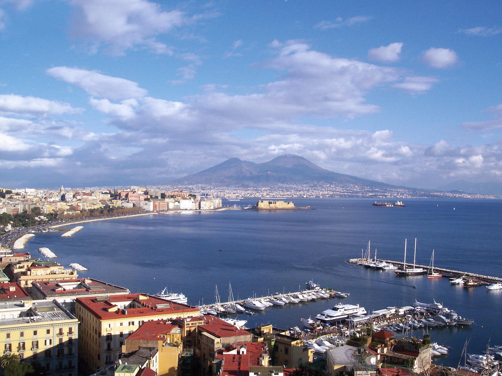 Previsioni meteo Napoli: dopo la neve torna il bel tempo