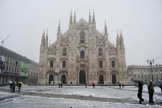 Previsioni meteo Milano: inizio di Primavera freddo?