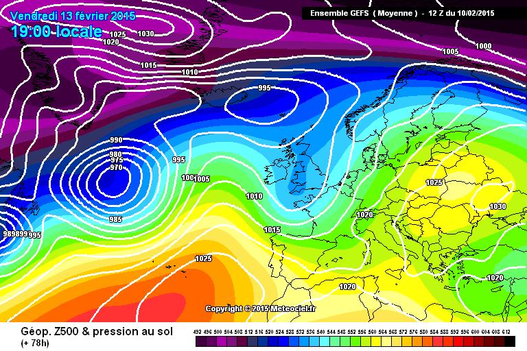 Previsioni meteo week end: arriva un peggioramento Atlantico?