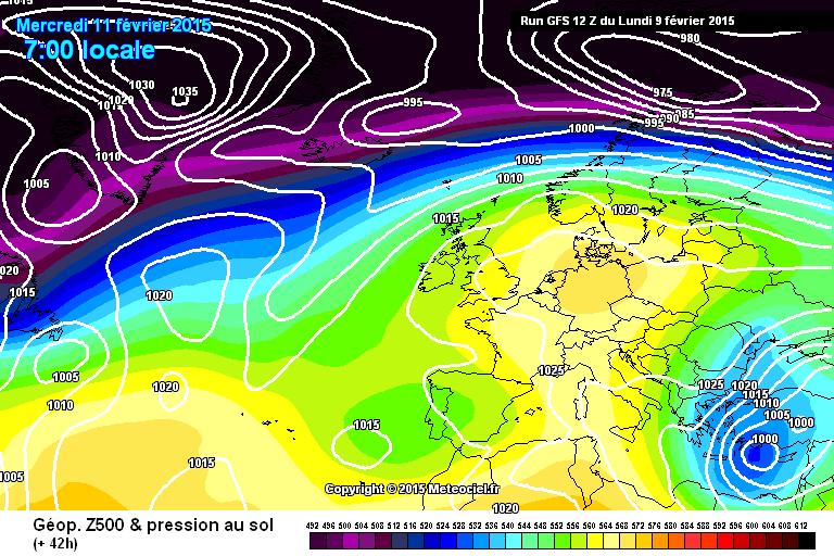Previsioni meteo: dopo il freddo torna l'anticiclone?