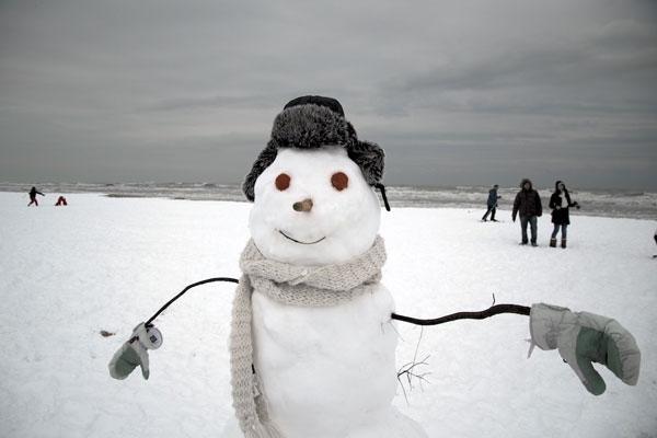 Vento e neve lungo le regioni Adriatiche