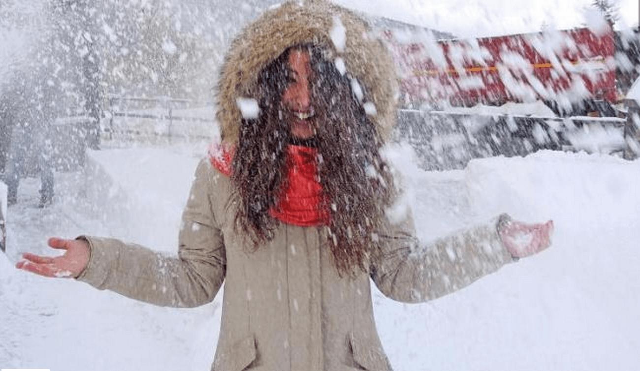 Previsioni meteo neve: dove si avranno i maggiori accumuli
