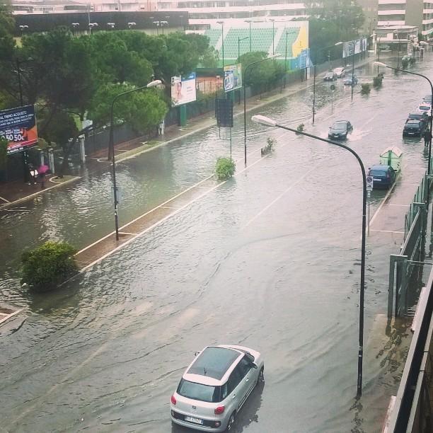 Previsioni meteo Abruzzo, Pescara