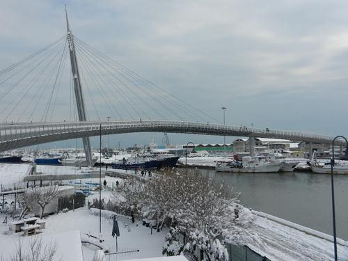 Previsione meteo Pescara: attese nevicate
